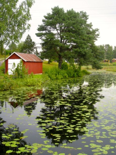 Stille etter stormen - Sværsvann, Siggerud